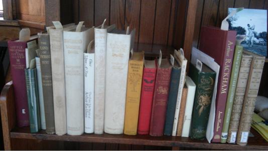 Rackham books