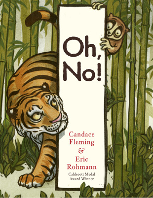 Book cover: Oh, No!