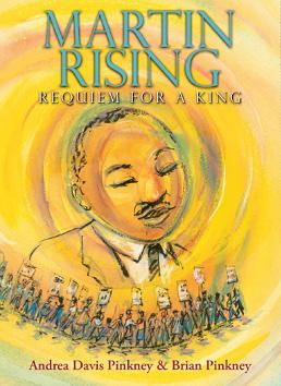 Book cover: Martin Rising