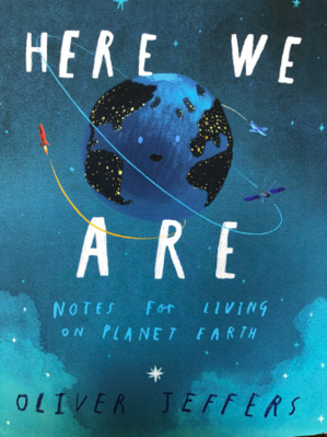 Book cover: Here We Are